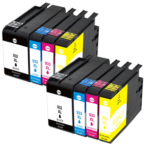 Compatible ink cartridge HP933 932
