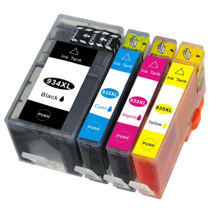 Compatible ink cartridge HP934 935